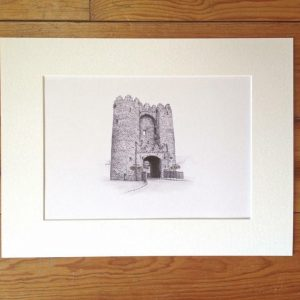 St. Laurence Gate Print